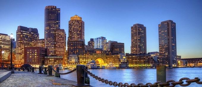米国マサチューセッツ州ボストンのビザ
